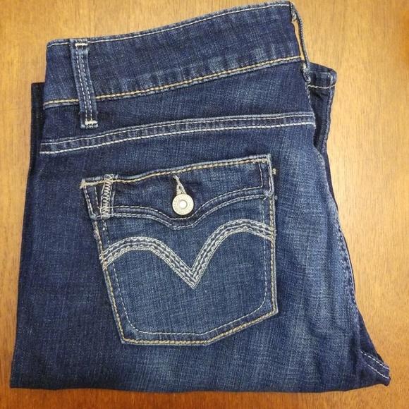 051f53d3672 Levi's Jeans | Womens Levis 529 Curvy Bootcut | Poshmark